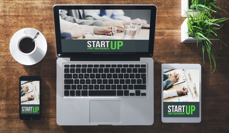 Website for Start Up Companies